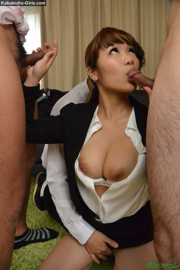 jav idol, AV女優, big tits, creampie, shaved pussy, handjob, blowjob, first no mosaic, cum in mouth, office lady, threesome, 美乳, 中出し, 巨乳, パイパン, 手コキ, クンニ, 初裏, 口内発射, 美尻, OL, 3P